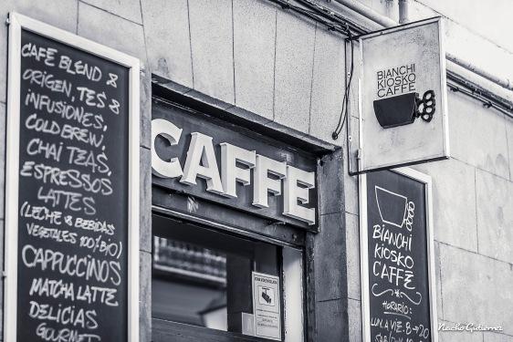 Bianchi Kiosko Caffe, nacho gutierrez foto