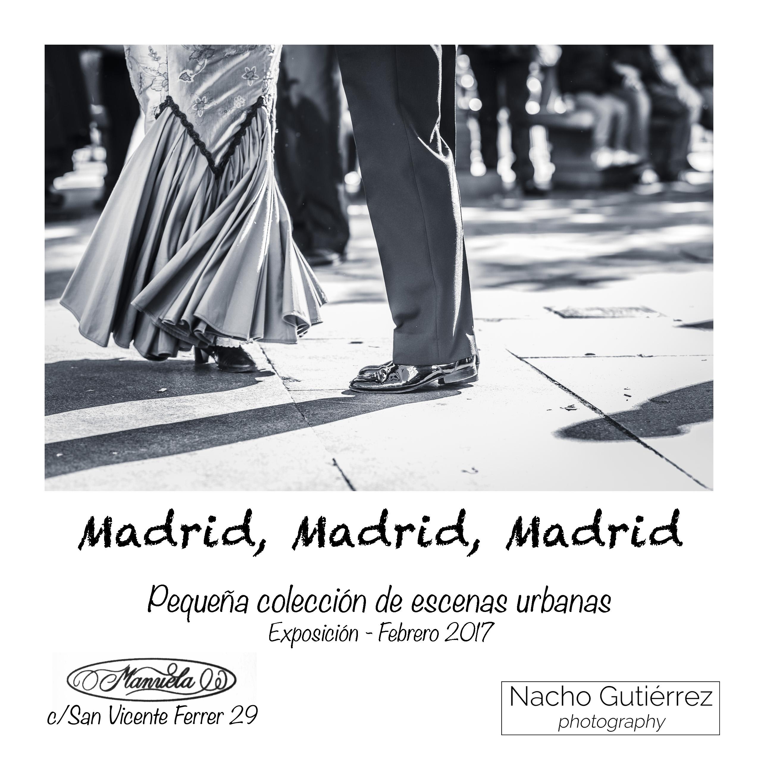 Esposicion fotografía Cafe Manuela Madrid