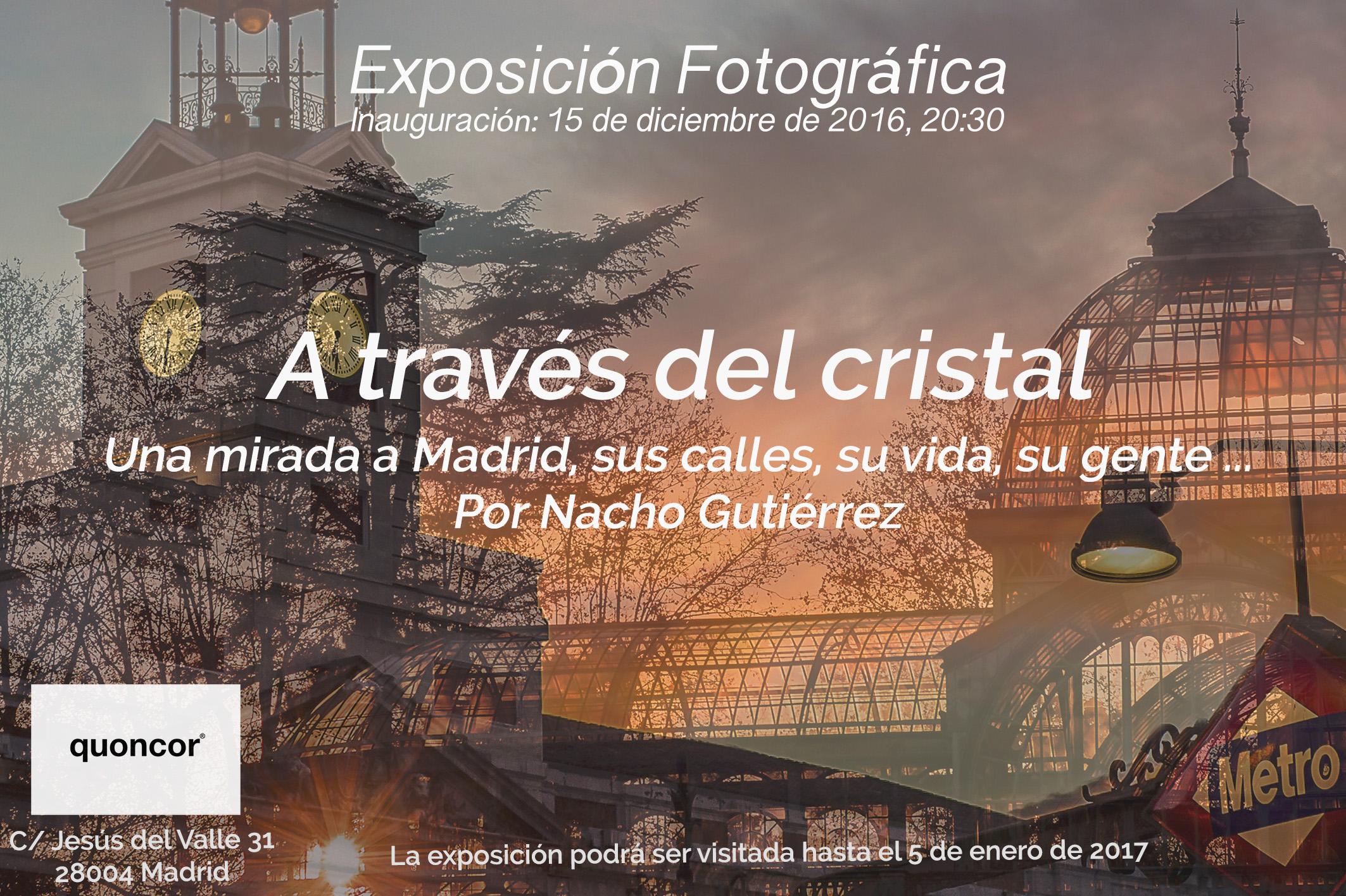 Quoncor exposición fotografia Nacho Gutierrez